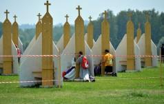 Trzy Strefy Pojednania, ponad 100 konfesjonałów