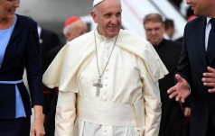 Przemówienie Papieża na Wawelu