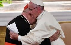 Papież Franciszek podziękował za serdeczne przyjęcie podczas ŚDM w Polsce