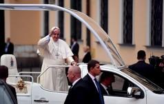 Jutro drugi dzień wizyty Franciszka w Polsce