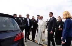 Prezydent: zdaniem papieża Polska jest katolicka dzięki rodzinie