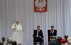 Papież w Krakowie!