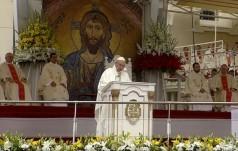 Franciszek na Jasnej Górze