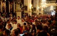 Czerna: Światowe Spotkanie Młodzieży Karmelitańskiej w ramach ŚDM