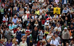 Pielgrzymi w Częstochowie: uczta duchowa, tego się nie zapomni