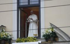 Papież Franciszek w oknie papieskim (tekst wygłoszony)