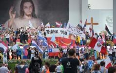 To jest czas miłosierdzia - zakończyły się katechezy podczas ŚDM