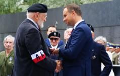 Prezydent spotkał się z Powstańcami