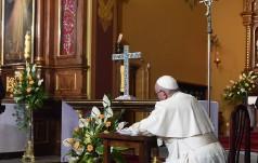Franciszek w Polsce (opis – dzień 4)