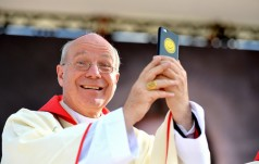 Kard. Schönborn: Luter nie chciał dzielić Kościoła