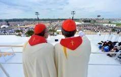 2,5 mln pielgrzymów na mszy św. w Campusie Misericordiae