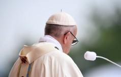 Papież:  to jest zbrodnia przeciwko ludzkości