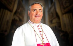 Nuncjusz Pennacchio duchowym synem św. Jana Pawła II