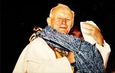 """Bp Pindel: dziękujmy za św. Jana Pawła – """"papieża miłosierdzia"""""""