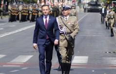Prezydent Duda odsłonił tablicę poświęconą Żołnierzom Wyklętym