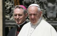 Franciszek pozdrowił uczestników Pielgrzymki Narodowej Polaków