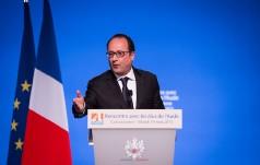 Watykan: prezydent Francji podziękował papieżowi za wsparcie swego narodu