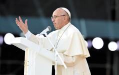 Papież do peruwiańskich jezuitów