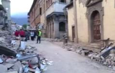 Włochy: trwają akcje ratunkowe po trzęsieniu ziemi