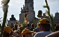 Jasna Góra: pielgrzymkowa wigilia święta Matki Bożej Częstochowskiej