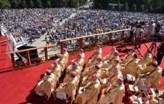 Jasna Góra: z udziałem 60 tys. pielgrzymów odpust ku czci Matki Bożej