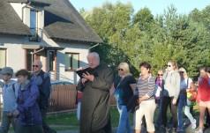 Pielgrzymi z Blachowni wędrowali do Jasnogórskiej Matki