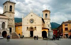 Nursja: poważnie uszkodzona bazylika św. Benedykta