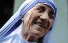 Papież: naśladować Chrystusa jak św. Teresa z Kalkuty