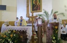 28 sierpnia w parafii Łobodno odbył się odpust ku czci Najświętszej Maryi Panny Częstochowskiej