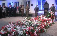 Uroczystości wieluńskie w 77. rocznicę wybuchu II wojny światowej