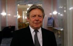 Lech Łotocki: Zostałem na starość prezydentem