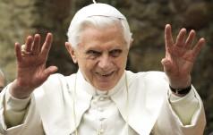 40 lat temu Benedykt XVI przyjął sakrę biskupią