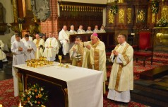 Jubileusz Matki kościołów