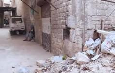 Kard. Zenari: w Syrii trwa tsunami przemocy, okrucieństwa, cierpień