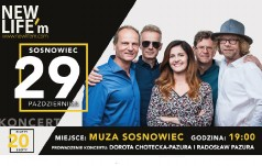 Jan Paweł II ponownie w Sosnowcu! Wartościowy koncert Zespołu New Life'm