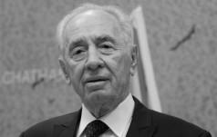 Izrael: zmarł Szimon Peres -