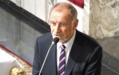 Wizyta ojca Prezydenta RP w Bielsku-Białej