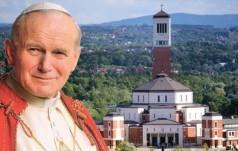 List Kardynała Stanisława Dziwisza w związku z uroczystością konsekracji kościoła przy Sanktuarium św. Jana Pawła II