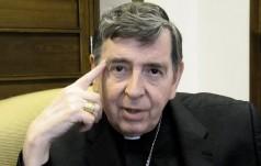 Kard. Koch: celem ekumenizmu jest wspólne sprawowanie Eucharystii