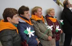 Margaretki pielgrzymowały do Łagiewnik