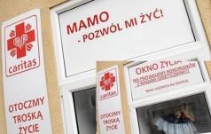 Oświadczenie Caritas Polska ws. manipulacji dot. Okna Życia w Radomiu