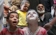 W Niedzielę Miłosierdzia – zbiórka na rzecz ofiar wojny w Syrii