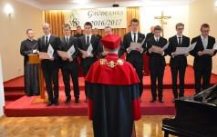 Inauguracja roku akademickiego w legnickim Seminarium