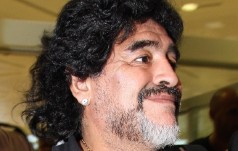 """Papież przed meczem do Maradony: """"Diego, czekałem na Ciebie!"""""""