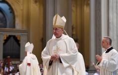 Abp Gądecki po audiencji: papież docenił zasługi Polaków