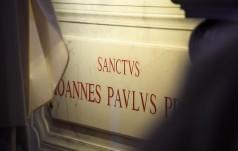 Watykan: modlitwa Polaków w 3. rocznicę kanonizacji Jana Pawła II