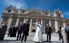 Franciszek: dialog drogą wzrastania znaków Bożego miłosierdzia