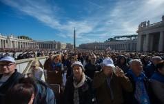 Watykan: Pielgrzymka Narodowa Polaków na audiencji jubileuszowej