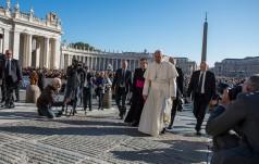 Watykan: powrót audiencji ogólnych