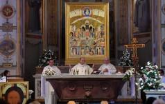 Prymas Polski w Rzymie: modlitwa nie jest chowaniem się w kącie własnego szczęścia